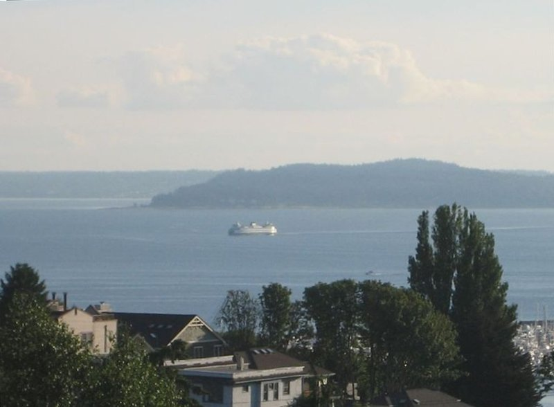 Luxury Townhome with Amazing View – semesterbostad i Seattle