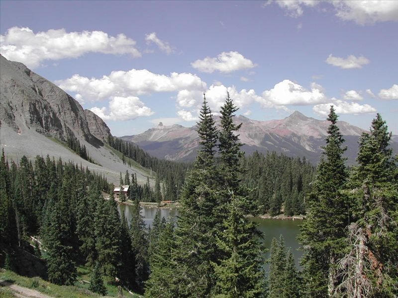 Alta Lakes Observatory; Rustic Mountain Cabin outside Telluride, vacation rental in Telluride