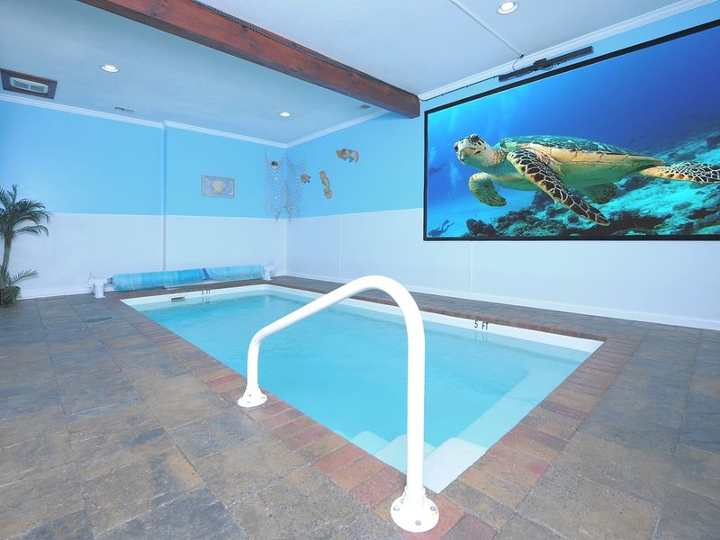 Come make A Pearl's Splash at this Smoky Mountain POOL cabin!, casa vacanza a Sevierville