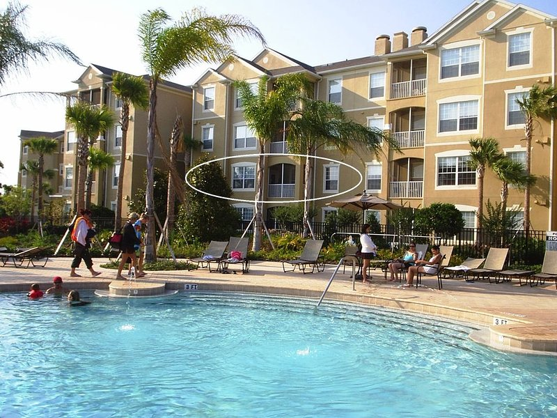 Incredible Pool View Windsor Hills Resort Condo - Discounts Available, vacation rental in Four Corners