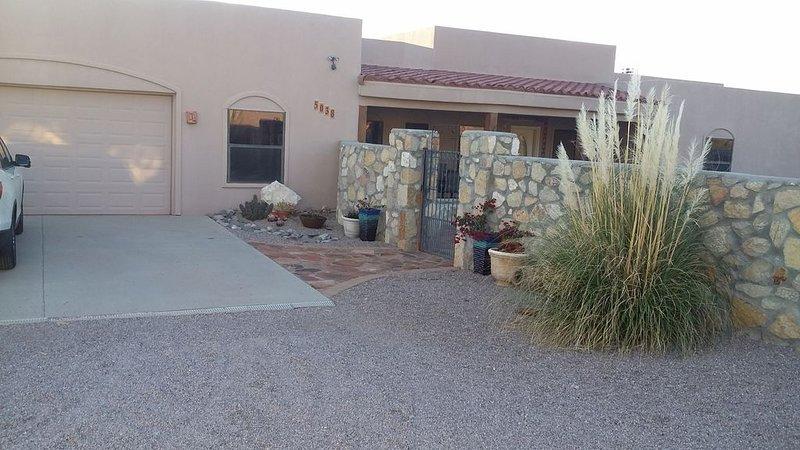 Enjoy The Great Southwest - Organ Mountains In The High Desert, casa vacanza a Las Cruces