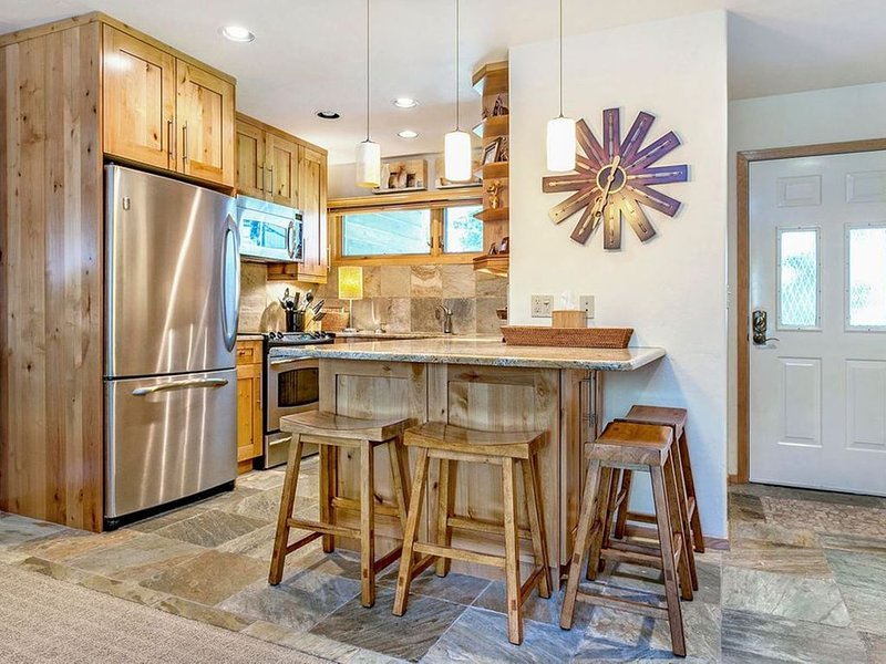 Vail - Beautifully remodeled 2BR/2Bath - on Bus route to Vail village, holiday rental in Vail
