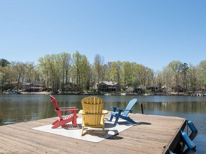 Lakefront Vacation Haven, vacation rental in Bealeton