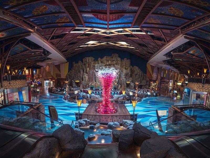 Mohegan Sun Casino 45 minutes