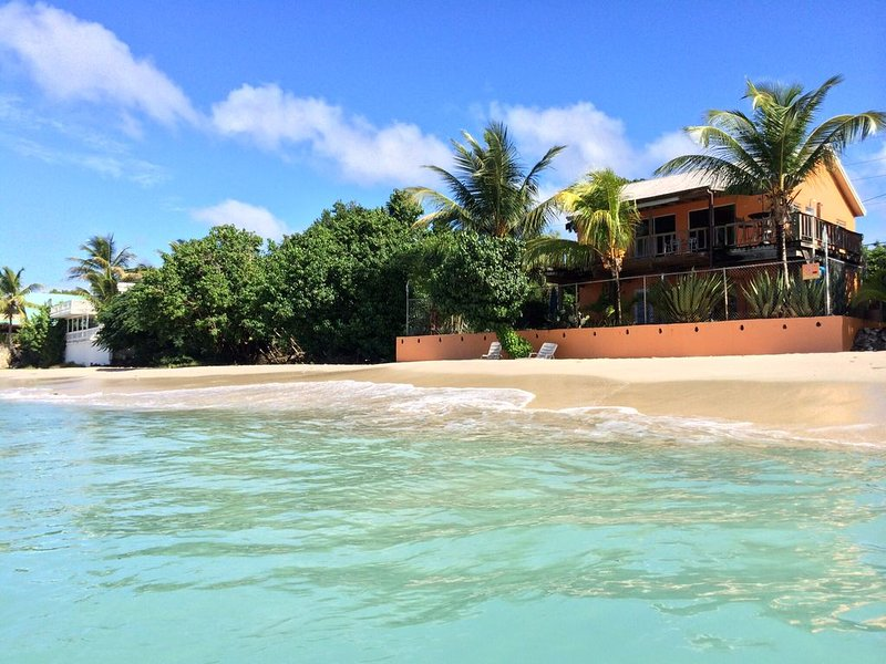 This Is It!  Beach, Ocean, Sunset, Crystal Clear, holiday rental in St. Croix