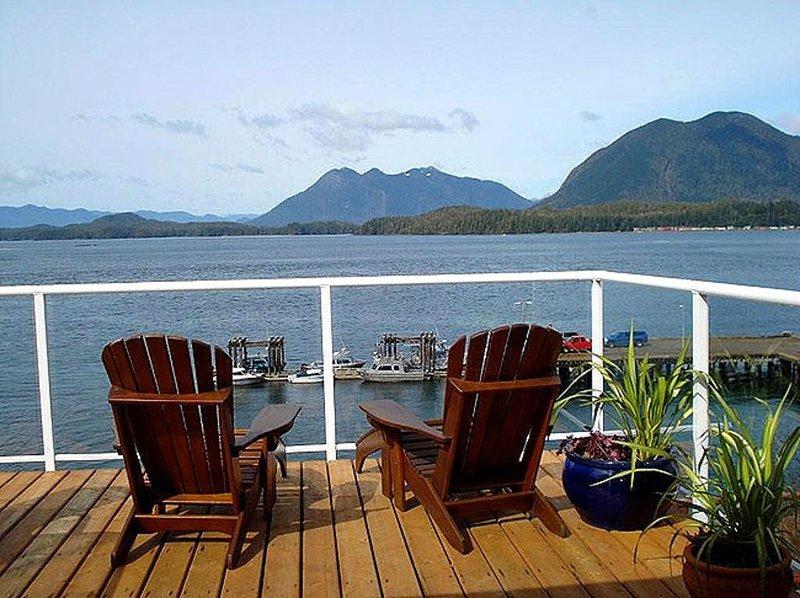 Tofino Oceanfront House - Vista Hermosa, vacation rental in Tofino