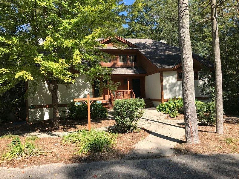 Disciples Village Condo close to Mountain Grand Lodge - Village, location de vacances à Boyne Falls