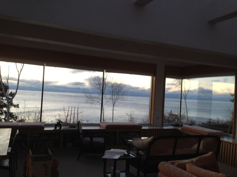 Lovely Home With Beautiful Views Of Lake Superior ~ 180 Degree Views!, vacation rental in Lutsen