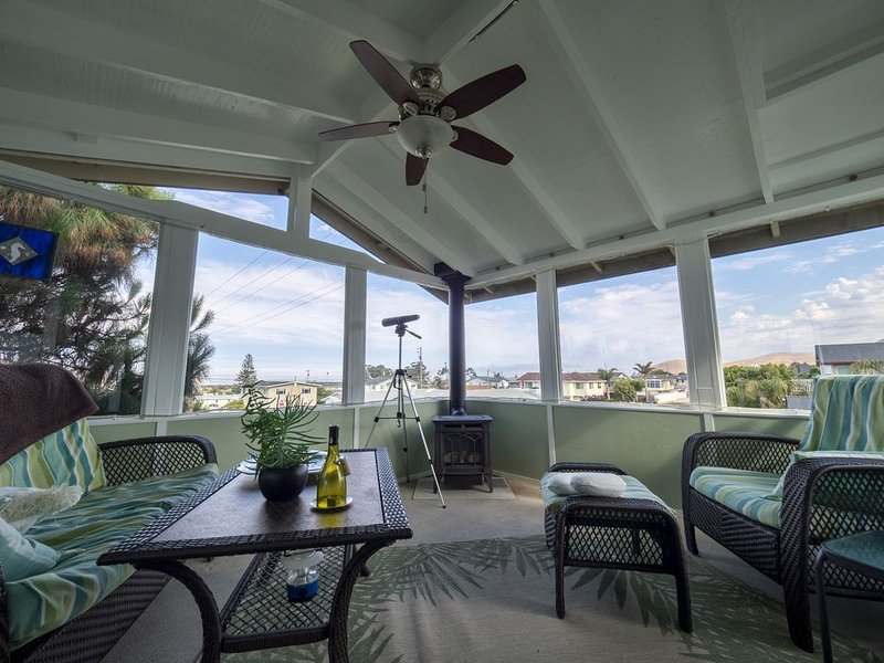 Come Share Our Dogwood Beach House - Dog Friendly, location de vacances à Morro Bay
