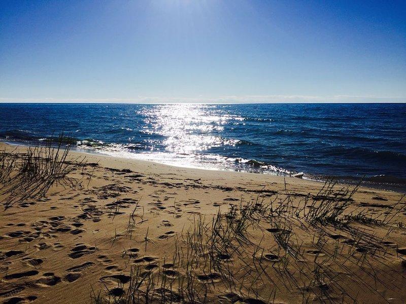 Beach - mise à jour le 08/05/16 - grande plage de sable cette année!