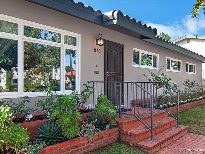 Designer Remodeled Home Near Beach In Beautiful Coronado, CA, location de vacances à Coronado