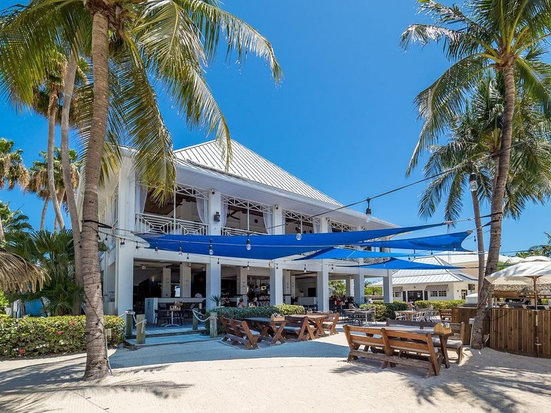 The Kaibo Bar and Grill just down the road from Kai TIme