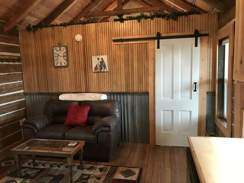 You Will Love This Beautiful Cabin That Is Walking Distance To Downtown Pburg, holiday rental in Philipsburg