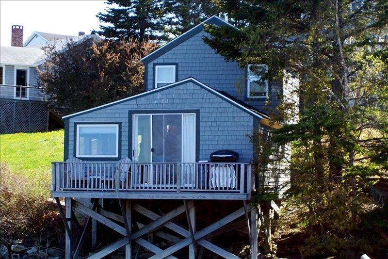 Maine Shorefront Cottage, alquiler de vacaciones en Swans Island