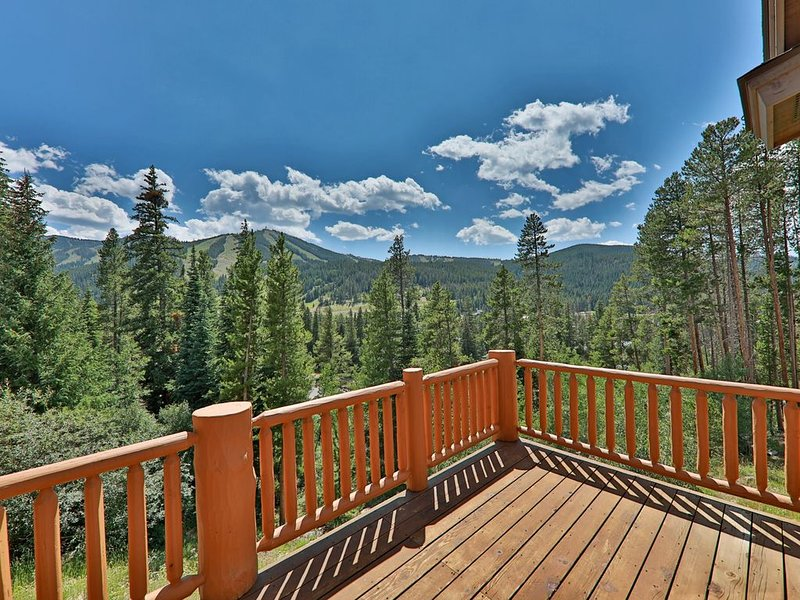 Winter Park Mountain Views with Private Hot Tub, vacation rental in Winter Park