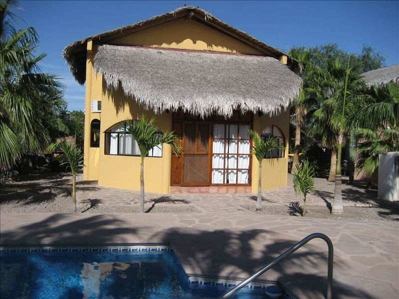 Charming 3-Bdrm Casa in Gated Complex with Pool-Walk to Town!, vacation rental in Loreto