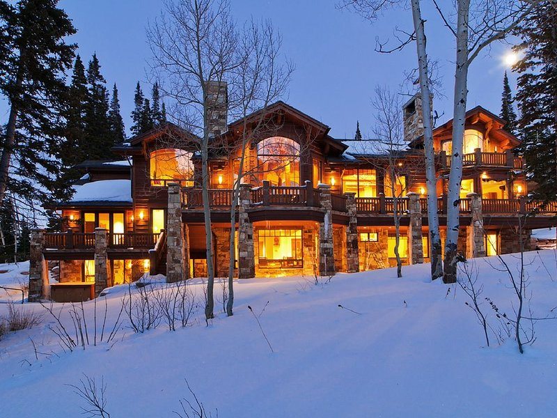 Park City Ski in Ski out Mountain Paradise-We're booking 2020/21 Ski Season, vacation rental in Park City