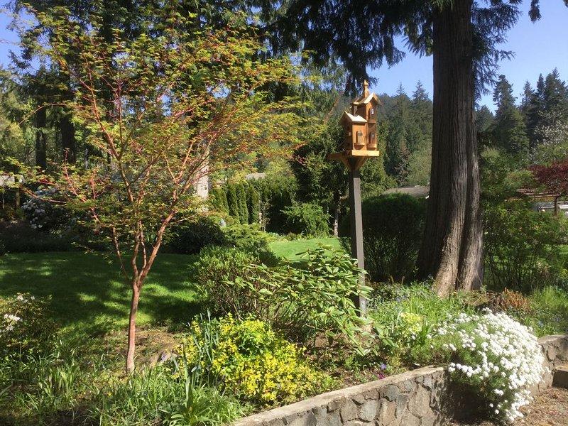 Bird Guest House!