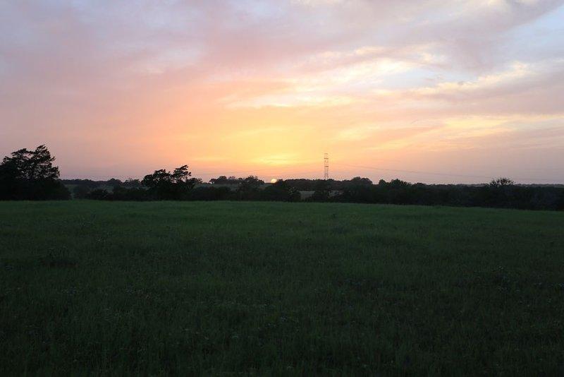 J'espère vous voir bientôt pour un autre coucher de soleil.
