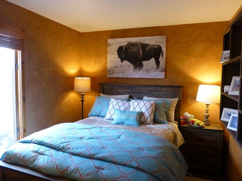2BR+loft,2BA Jackson Hole condo, 5 miles from Grand Teton, 4 miles to ski resort, casa vacanza a Wilson