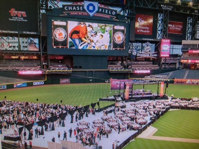 Chase Field -Baseball and all sorts or events