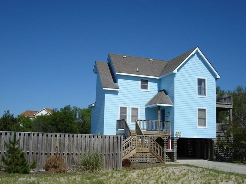 Oceanviews!4BR/PrvtPool SPA/EASYwalk2beach&shops/10.21-12.31OPEN3nitedeal/GigNet, holiday rental in Corolla