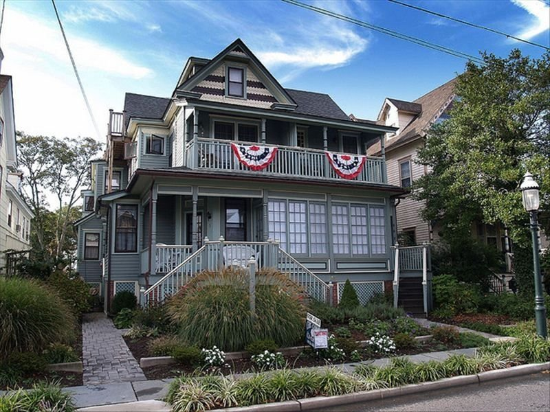Cape May - Modern Comfort-Victorian Charm, holiday rental in Cape May