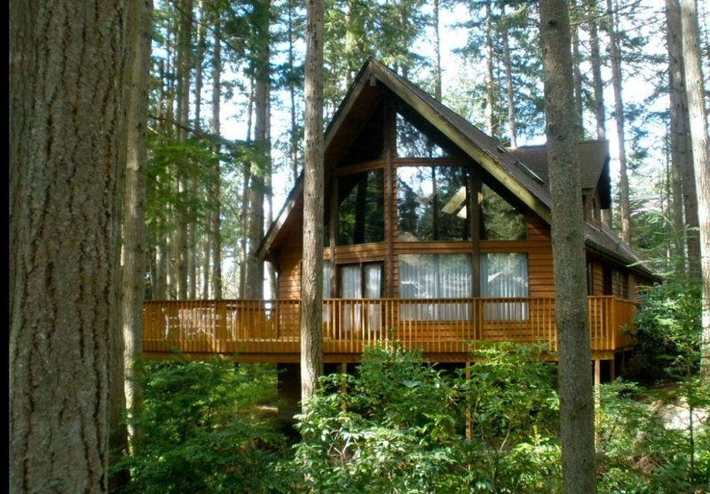 A-frame Hideaway... Steps Away From The Heart Of Gig Harbor, casa vacanza a Gig Harbor