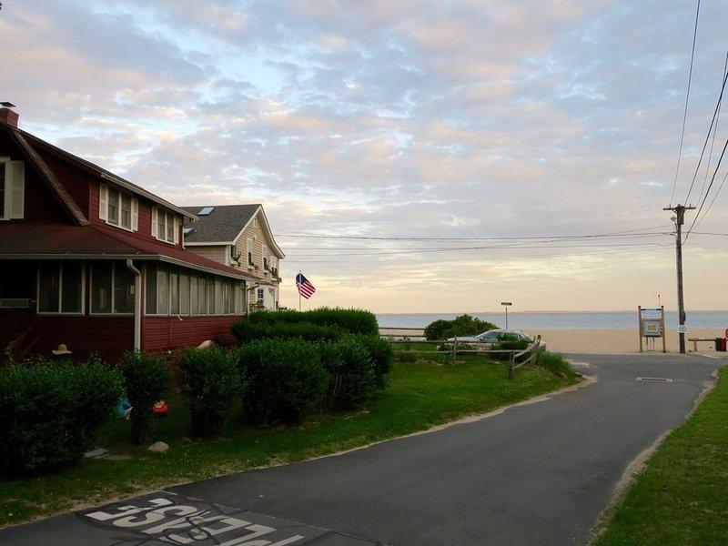 nossa casa é a segunda da praia