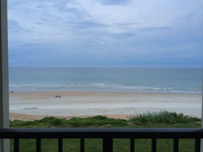 Direct Luxury Oceanfront 100 Ft from Water Takes Your Breath Away, holiday rental in New Smyrna Beach