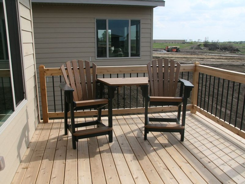 Okoboji New 3 Bed. Cabin at Bridges Bay Resort- Includes 6 passes to Waterpark!, vacation rental in Iowa