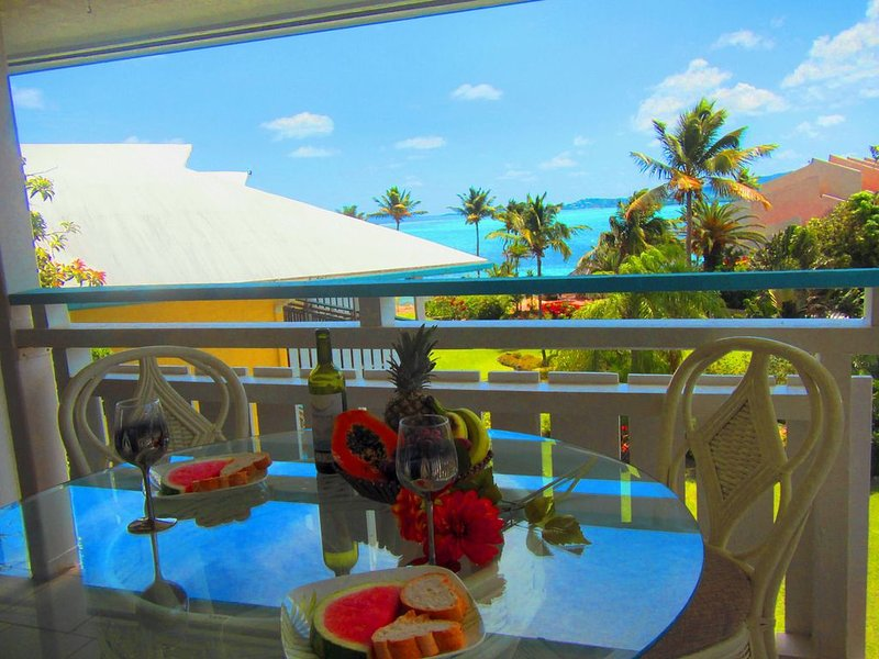 Sea La Vie - Colony Cove- WINTER SPECIAL -  only $190 per night !, alquiler vacacional en Christiansted