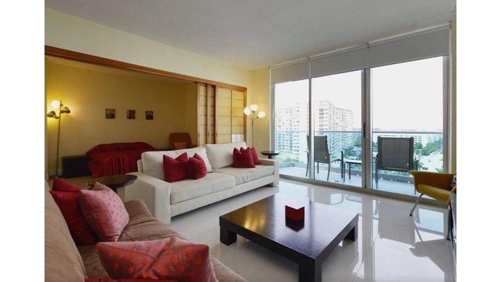 Living room + Den