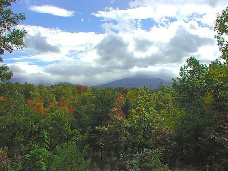 Private & Clean w Mtn Views & Hot Tubs!, holiday rental in Sevierville