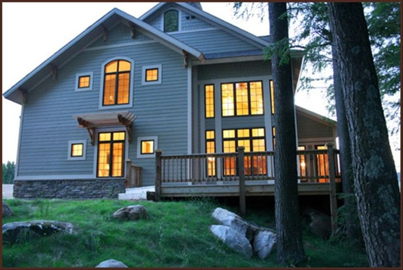 Luxury Cottage on Three Lakes Chain of 28 Lakes, holiday rental in Three Lakes