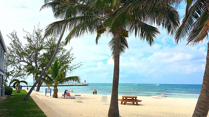 Perfect Beachfront Vacation Getaway in Grand Cayman ..... Best Rate Guaranteed, holiday rental in Rum Point