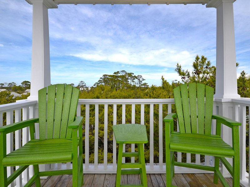 Great Guest Reviews!  Spacious 1 Bedroom with Observation Tower - Seaside, FL, vacation rental in Grayton Beach