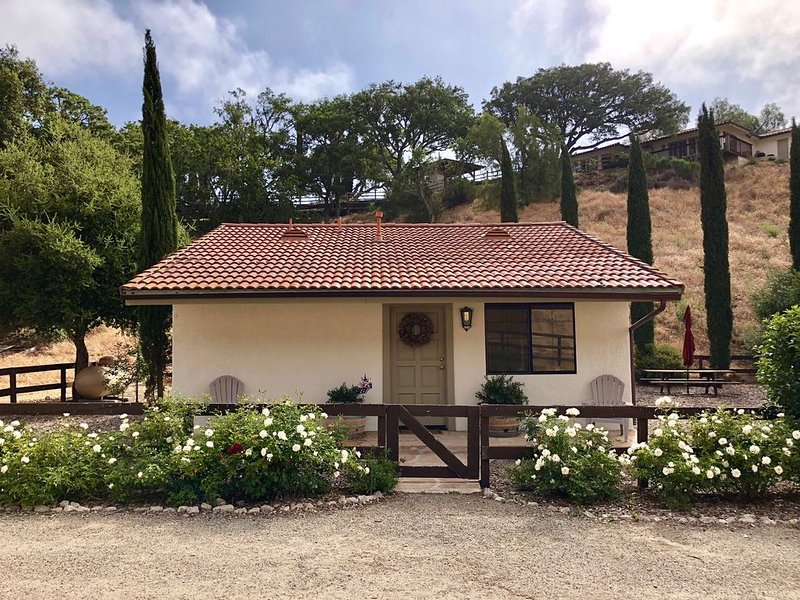 Ohana Ranch Guest Cottage