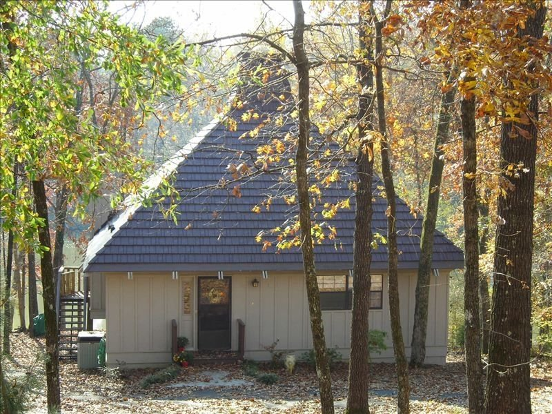 Serenity House in the Fall