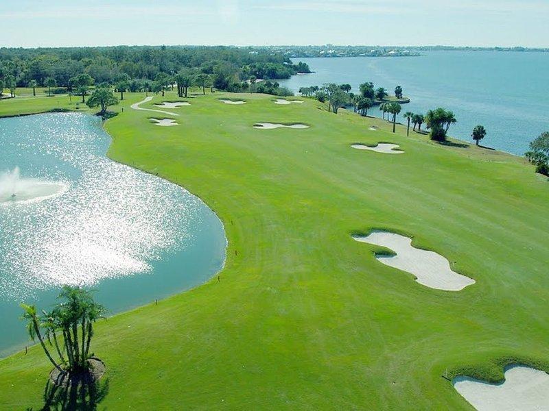 Golf i närheten för din fritid. Närmaste golfbana bara 4 minuter bort!