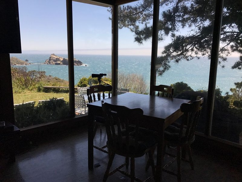 1+ Bedroom Sea Point Coastal Retreat, location de vacances à Mendocino County
