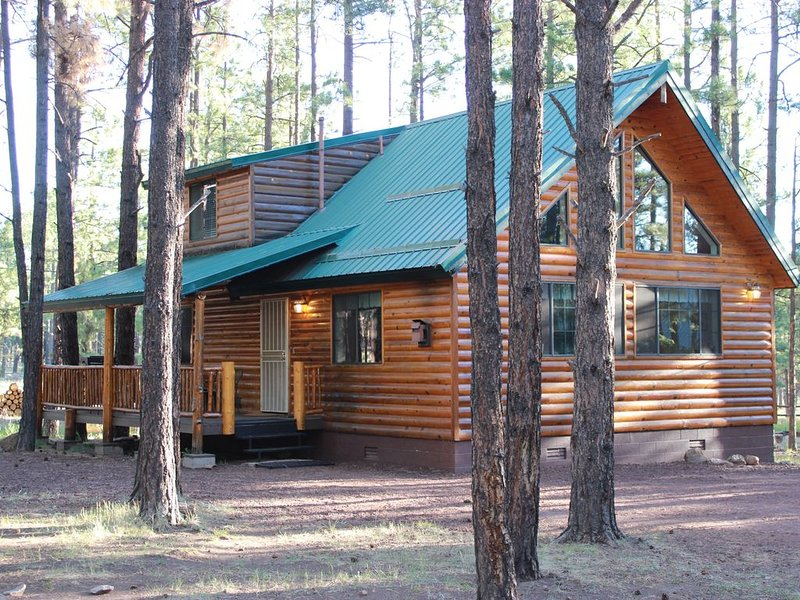 Shoshone Cabin--An Economical Choice for large groups!, aluguéis de temporada em Greer