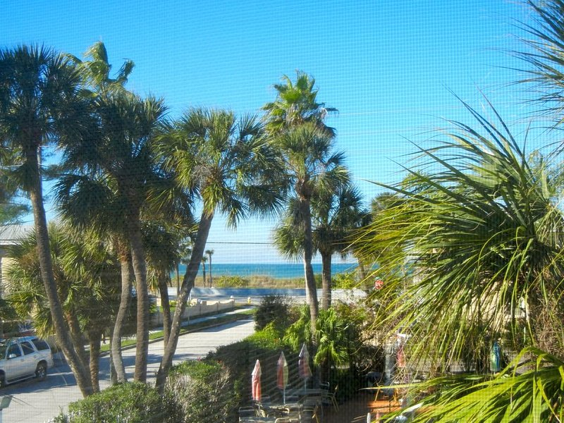 Pass-a Grille ,  Steps to Beach, Clean, Comfortable, Spacious, holiday rental in St. Pete Beach