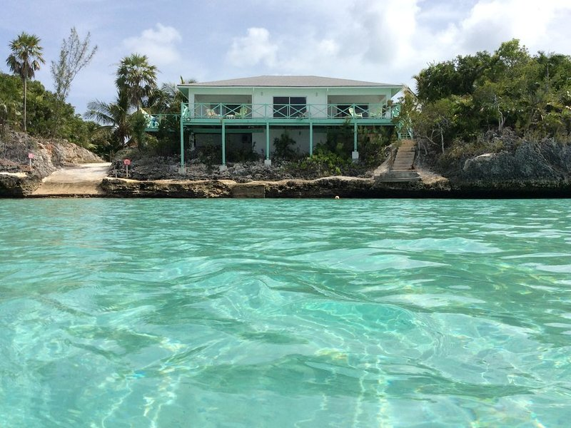 Bahamas Eleuthera, Ten Bay Beach;Cove Property; Privacy; includes 3 kayaks, location de vacances à Eleuthera