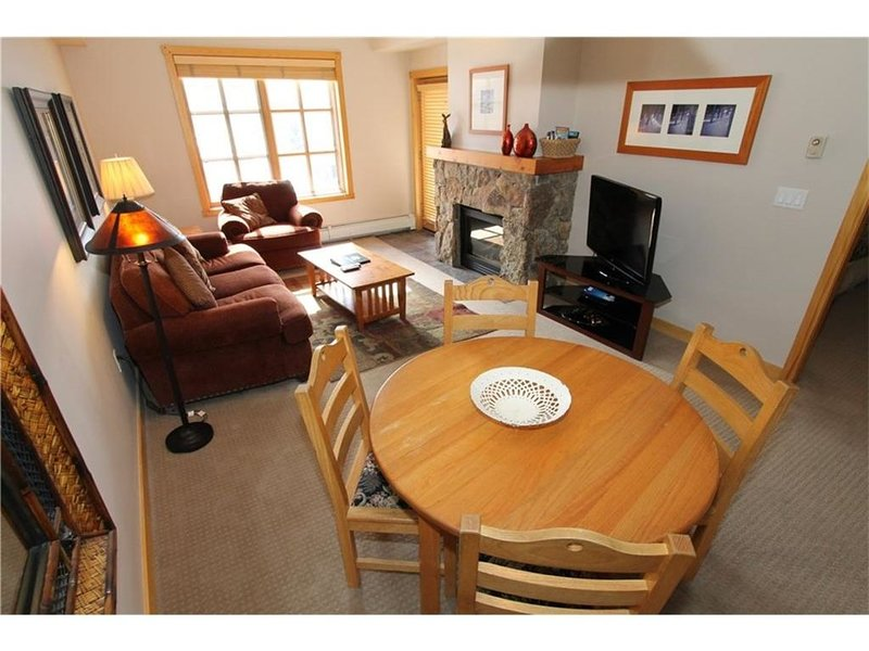 Gorgeous 1 Bedroom 1 Bath Condo in Center Village, Copper Mountain, holiday rental in Frisco