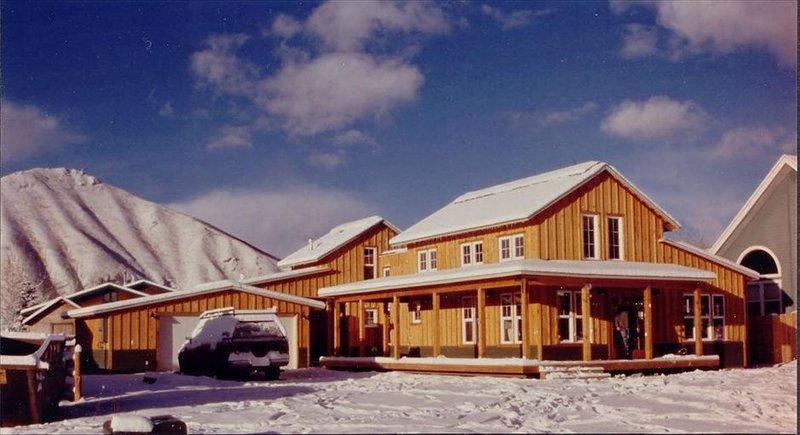 Cozy Family Farmhouse, vacation rental in Hailey