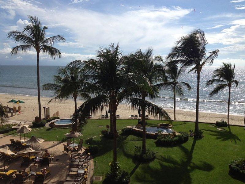Closest to the Ocean 3rd floor.  Brad & Joey - Villa La Estancia, vacation rental in Nuevo Vallarta