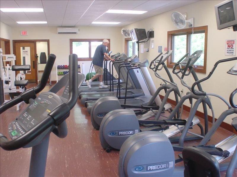 gymnase et salle de musculation
