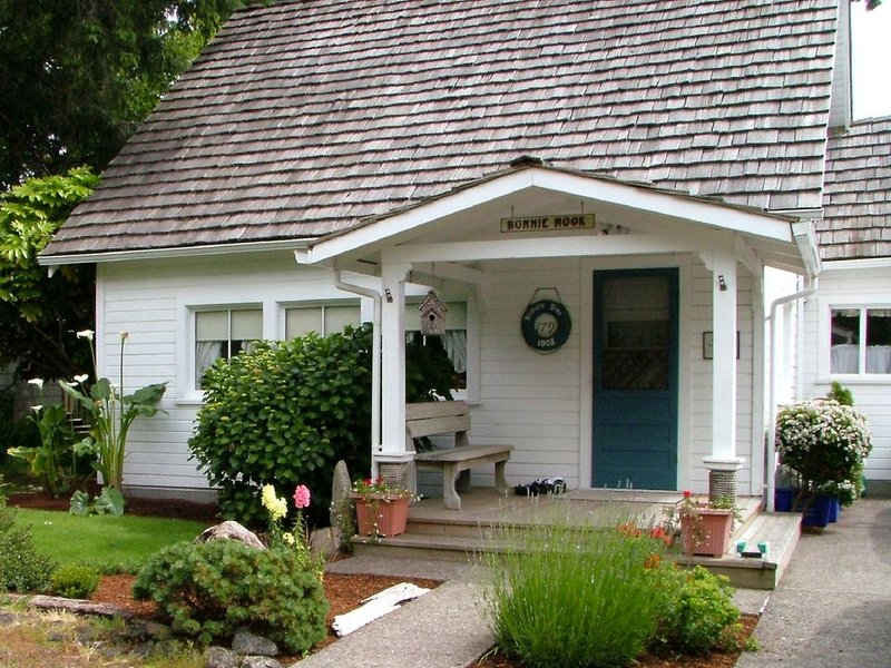 Central CB Historic Cottage., aluguéis de temporada em Cannon Beach