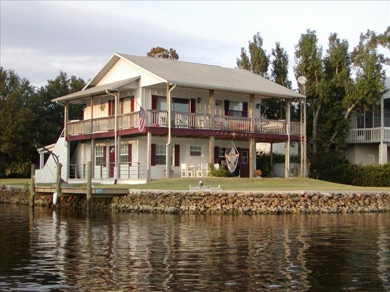 Nautical Cabin with Panoramic Water Views, holiday rental in Homosassa